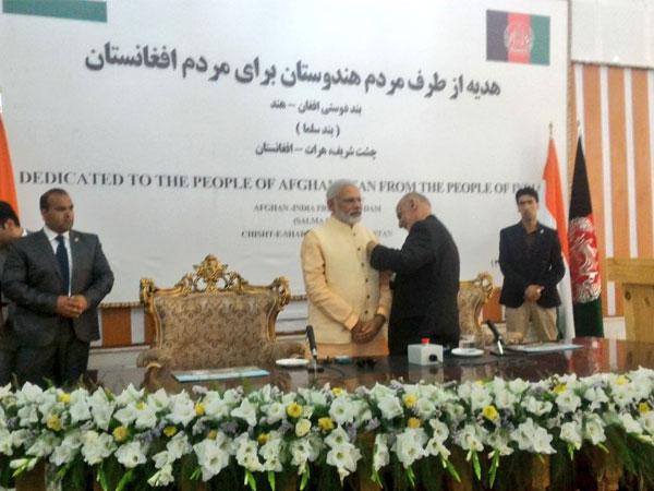 Modi-in-Afghanisthan