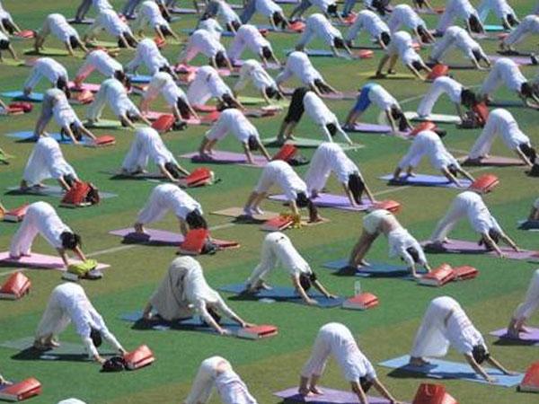 Yogaday
