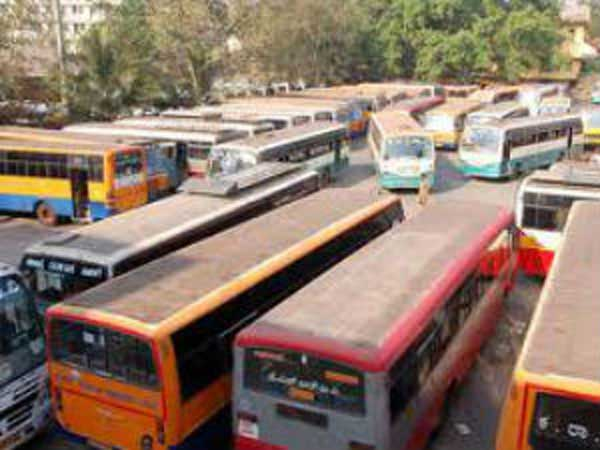 KSRTC-Strike1