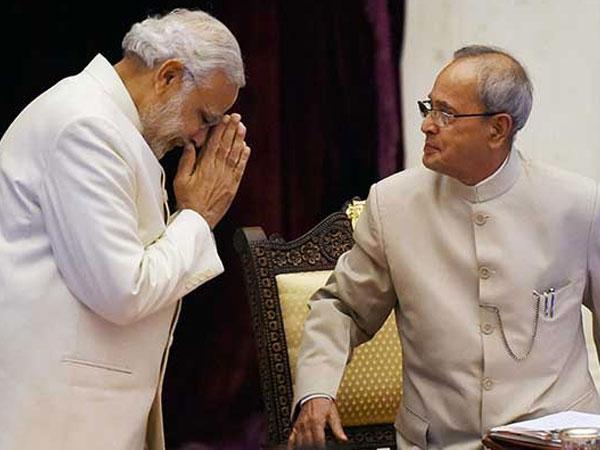 Modi-Pranab