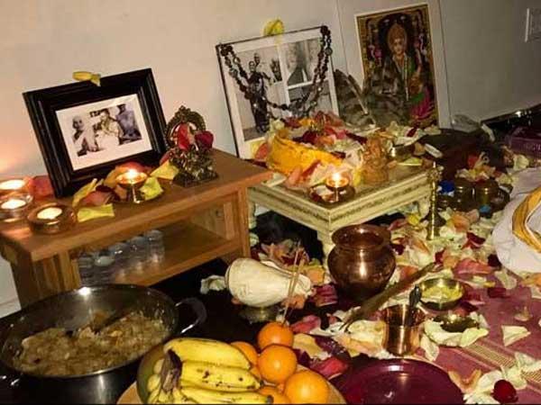 Lakshmi-Puja