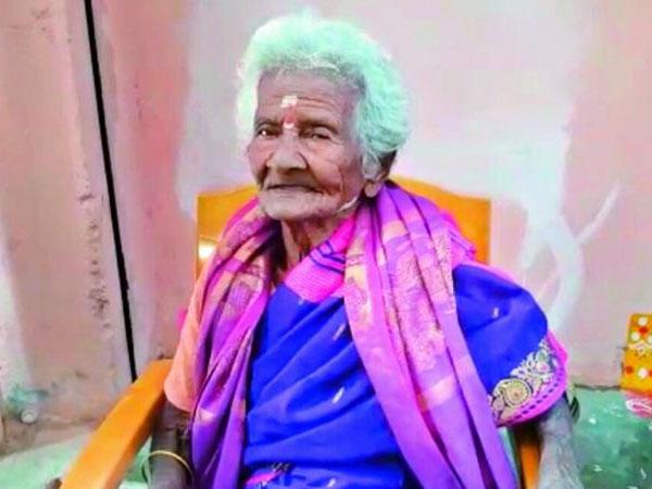 Narasamma-119-year-old-women